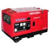 Máy phát điện xăng giảm thanh Honda HG11000TDX