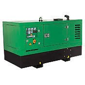 Máy phát điện công nghiệp GS CURSOR 350E