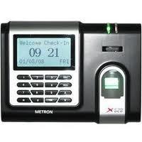 Máy chấm công vân tay Metron KPX-628
