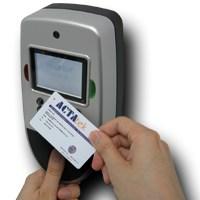 Máy chấm công thẻ từ ACTA-1K-S-MC
