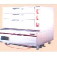 Tủ hấp 3 tầng riêng (Có quạt thổi) TH3T 9-82