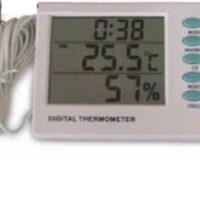Đồng hồ đo độ ẩm và nhiệt độ TigerDirect HMAMT-109