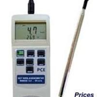 Máy đo sức gió Anemometer PCE-424