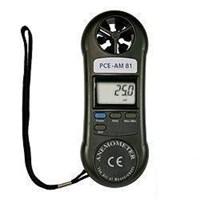 Máy đo sức gió  Anemometer PCE-AM81
