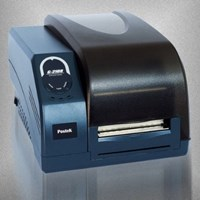 Máy in mã vạch Barcode printer Postek G2108D