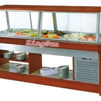 Tủ trưng bầy Salad KS-M-H1490ZL4