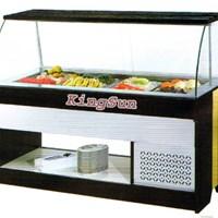Tủ trưng bầy Salad KS-E-H1560ZL4