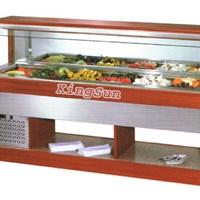 Tủ trưng bầy Salad KS-M-P1570FL4