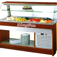 Tủ trưng bầy Salad KS-E-H1580ZL4