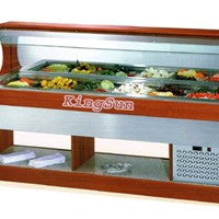 Tủ trưng bầy Salad KS-M-P1590FL4