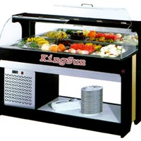 Tủ trưng bầy Salad KS-M-P1560Z4
