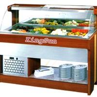 Tủ trưng bầy Salad KS-M-P1580FL4