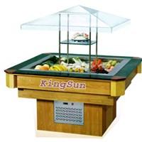 Tủ trưng bầy Salad KS-E-P1600FL8