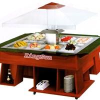 Tủ trưng bầy Salad KS-E-P18502L8