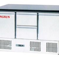 Tủ làm lạnh có khay S903 mặt Inox