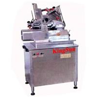 Máy thái lát thịt 3 đầu cắt KS-QY-140