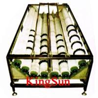 Máy thái lát nấm KS-500
