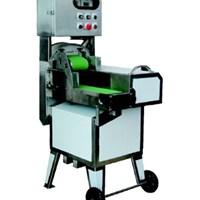 Máy cắt rau biến tần dao đôi EC-305