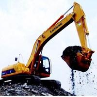 Máy xúc đào Liugong CLG 925D