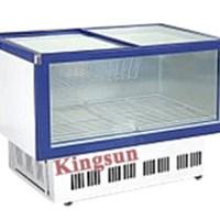 Tủ đông trưng bày Kingsun KS-SD/C-218W