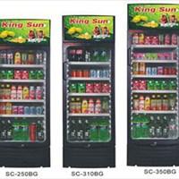 Tủ mát 1 cửa Kingsun SC-350BG