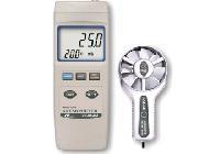 Máy đo tốc độ gió/nhiệt độ điện tử YK-80AM