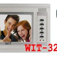 Bộ chuông cửa màn hình VDP WIT-328
