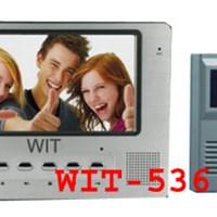 Bộ chuông cửa màn hình VDP WIT-536