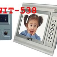 Bộ chuông cửa màn hình VDP WIT-538