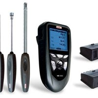 Máy đo nhiệt độ, độ ẩm Hygrometer 200