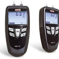 Máy đo độ ẩm gỗ, bê tông, vôi vữa HM100