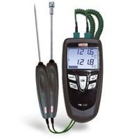 Thân máy đo nhiệt độ Kimo TK100