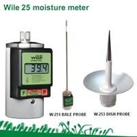 Máy đo độ ẩm nông sản Wile 25