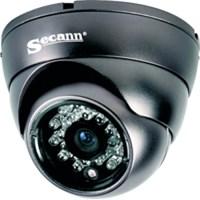 Camera Dome màu hồng ngoại Secam SC-30R6E