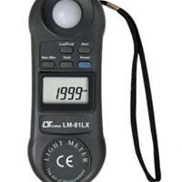 Máy đo ánh sáng LM-81LX (0~ 2200 Lux)