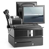Máy tính tiền tự động POS HP RP5800