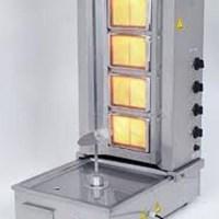 Doner Kebab gas BG-950 (4 họng đốt)