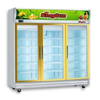 Tủ mát 3 cánh cửa kéo Kingsun KS-3D/DC-S