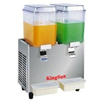 Máy làm lạnh nước trái cây KS-LYJ18x2
