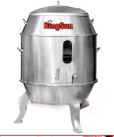 Lò quay gà giữ nhiệt 2 tầng KINGSUN KS-2