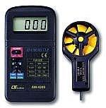 Máy đo tốc độ gió LUTRON AM-4200