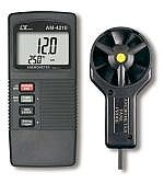Máy đo tốc độ gió LUTRON AM-4210