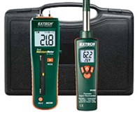 Thiết bị đo độ ẩm gỗ, vật liệu EXTECH MO260-RK