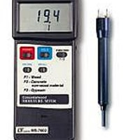 Thiết bị đo độ ẩm gỗ, vật liệu LUTRON MS-7002