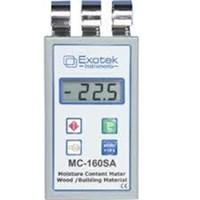 Máy đo độ ẩm gổ và vật liệu xây dựng Exotek MC-160
