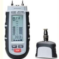 Máy đo độ ẩm có đầu dò từ xa CEM DT-125G