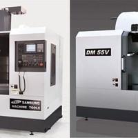 Máy phay CNC DM-55V