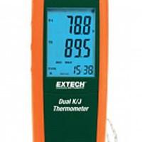 Thiết bị đo nhiệt độ kiểu K/J Extech TM300