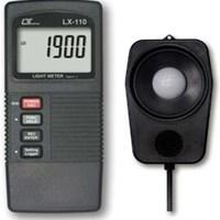 Máy đo cường độ ánh sáng LUTRON LX-110