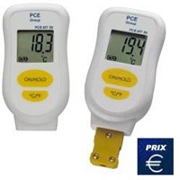 Máy đo nhiệt độ mini PCE-MT 50 (-60 ~ +1370 °C)